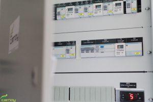 לוח חשמל מבוקר תוצרת קרנוי טכנולוגיות