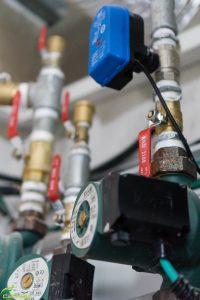 משאבת סחרור וברז חשמלי